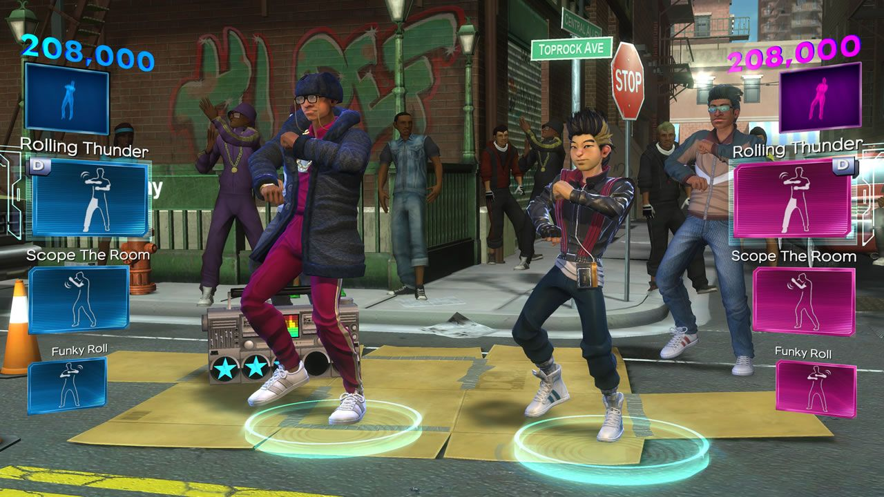 Dance Central 3 : Ca va bouger !